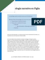 Morfología narrativa en Piglia