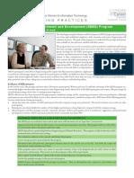 Industry Mentoring