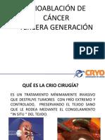 crioablación-tercera-generacion