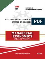 MBA MCM 601 Managerial Economics (1)