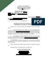 Written Work_Judicial Affidavit