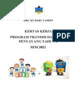 Buku Program Transisi Tahun 1 2021,  SJKC Kampung Baru Tampin.docx