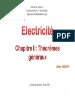 theoreme generaux