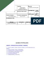 Cuadernillo de Quimica Petrolera