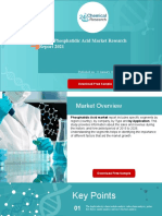 Global Phosphatidic Acid Market Research Report 2021