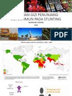 PERANAN ZAT GIZI PENUNJANG SISTEM IMUN PADA STUNTING (2020)