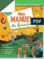 mon manuel de français