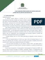 Relatório de Gestão TCU  consolidado  SEGP 2019