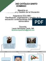 Historia Educacion Linea de Tiempo