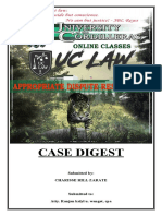 Case Digests
