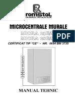 MICRA23E 28E23SE 28SE Microcentralamuralagaz Montajutilizaresiservice