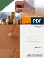 Informe sobre evolució salarial 2007-2020
