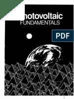 fundamentalsofPhotovoltaics
