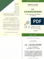 Eliade Mircea - Le Chamanisme