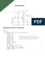 Amplificador Emisor Comum (1)