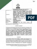 Auto prescripción de proceso contra ex alcalde y 17 ex concejales de Soledad