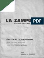 METODO DE ZAMPOÑA