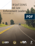 Conversations with Rural Law Enforcement Leaders, Volume Two