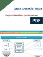 Chapitre9-Fichiers