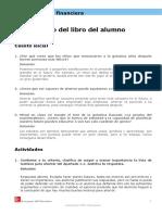 Planificación Financiera Solucionario Del Libro Del Alumno 5