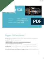 4.SGBD (Triggers)