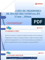 INSTALACION DE MEDIDORES 2020