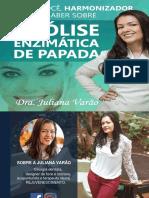 E-Book Lipólise Enzimática de Papada - Juliana Varão