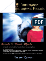 Buffy RPG - The Dragon and the Phoenix - 5 Heaven Bleeds