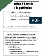 Evaluation a l'entree  pdf