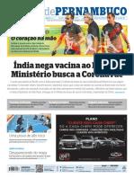 ??? Diário de Pernambuco (16 e 17 Jan 21)