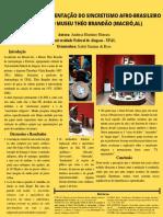 O IMPACTO DA REPRESENTAÇÃO DO SINCRETISMO AFRO-BRASILEIRO NA SALA FÉ DO MUSEU THÉO BRANDÃO (MACEIÓ,AL)
