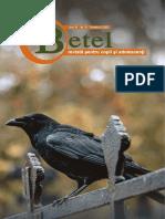 Revista Betel - Nr. 70/2020