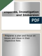 Inquiries W 1-2 PPT