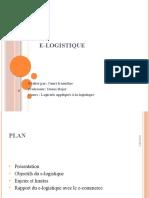 the e-logistique