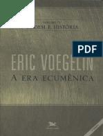 25. [e. Voegelin] Ordem e História Vol. IV