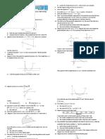 Add Maths Practice Set 12