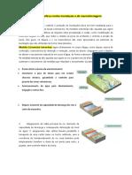 Obras de defesa contra inundação e de macrodrenagem