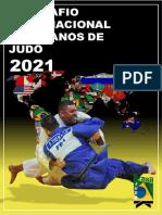 JUDÔ VETERANOS BRASIL - DESAFIO 2021