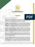 Comunicado Miguel Pizarro sobre incumplimiento de Maduro a la OPS