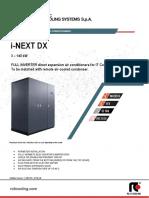 I-NEXT DX Technical Bulletin