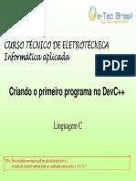 03 C_PrimeiroPrograma