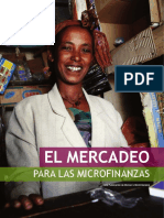 El Mercadeo para las Microfinanzas - BID, FOMIN
