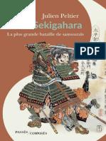 Sekigahara - Julien Peltier
