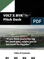 Copy of VOLT E BYK Pitch Deck