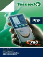 Manuale Tesmed TE 780