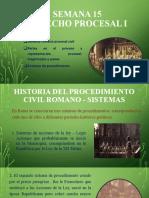 SEMANA 15- BASES ROMANISTAS DEL DERECHO CIVIL