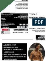 TEMA 3. EJERCICIOS DE CORE