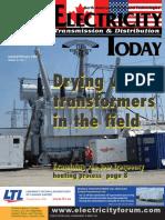 Electricity Today Magazine - 2009 January_February (OK)