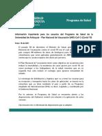COMUNICADO PSU 18-01-2021 (Plan de Vacunación Covid-19)