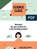 Green and Orange Handdrawn Science Class Education Presentation (1)
